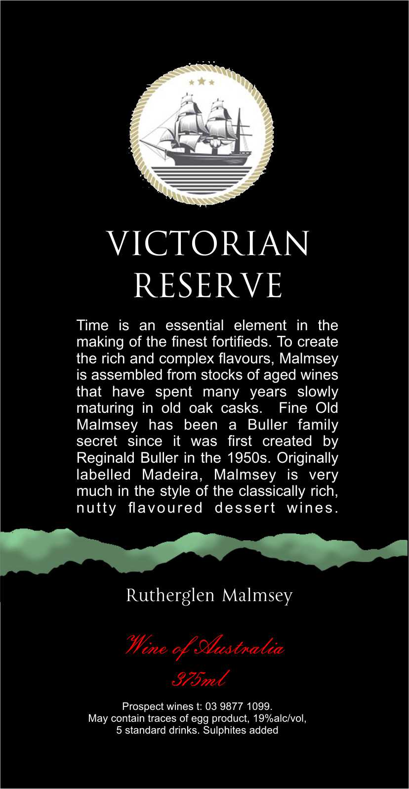 VICTORIAN FORTIFIED 6 PACK
