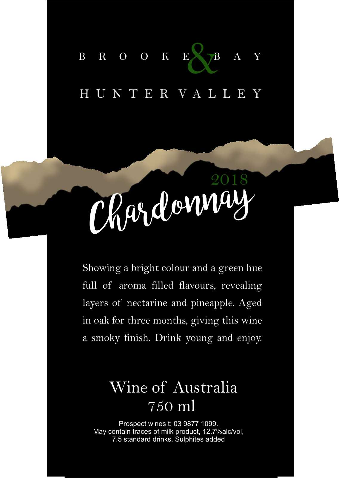 HUNTER VALLEY CHARDONNAY