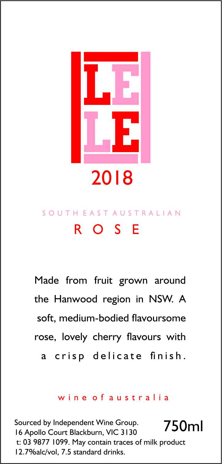 SOUTH EAST AUSTRALIAN ROSE